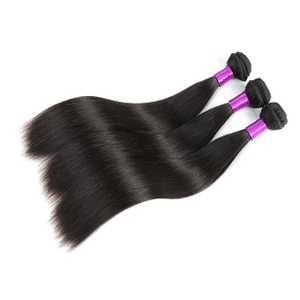 Wholesale New Indian Cuticle Aligned Raw Virgin Hair With Thick Bottom