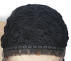 FeiBin Synthetic Small Box Braided Lace Front Wig For Black Women (African American Box Braided Wigs) Black Color (18 Inch)