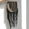 Full Cuticle Aligned Brazilian Deep Wave Remy Human Hair Pre-Plucked 6*6 Hair Closure
